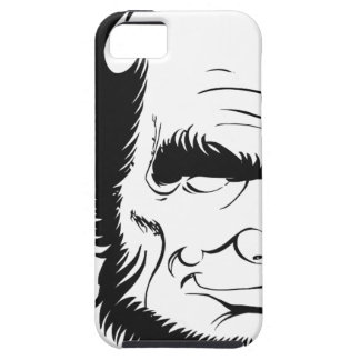 funny abraham lincoln caricature iPhone 5 cases