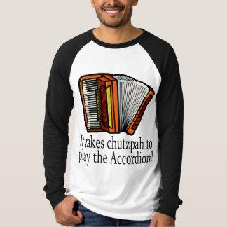 Funny Accordion T-shirt