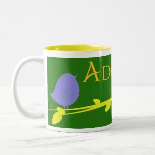 Funny Adorkable Mug