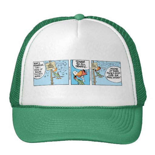 Funny Air Traffic Control Trucker Hats