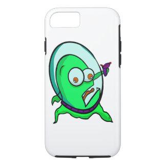Funny Alien iPhone 7 Case