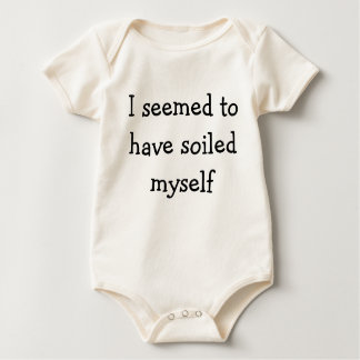 Funny All-in-one Baby Bodysuit