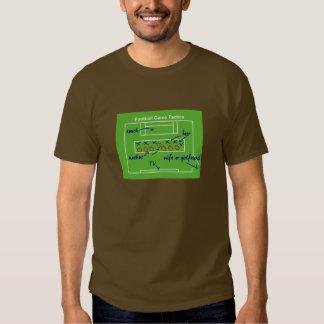 Funny American football game tactics, T Shirts