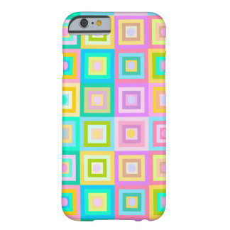 funny and coloful cover barely there iPhone 6 case