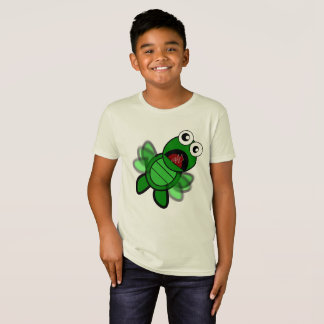 Funny Animal Cartoon Turtle Shirt