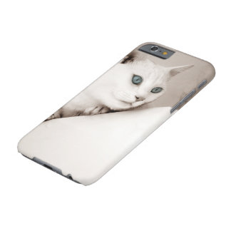 Funny Animal Cat Cute iPhone 6s Hard Case Barely There iPhone 6 Case