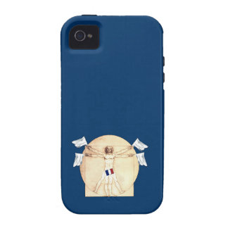 Funny anti French iPhone 4/4S Cover