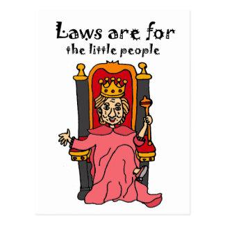 Funny Anti Hillary Political Cartoon Postcard