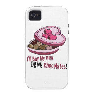 Funny Anti Valentine iPhone 4 Covers