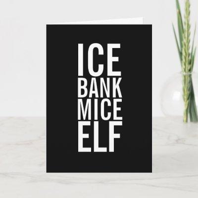 Printable spank card