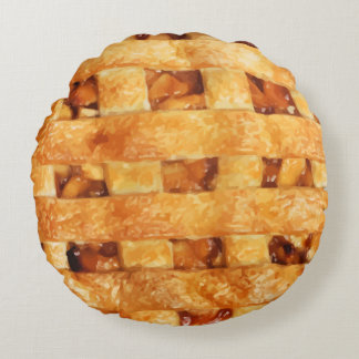 Funny Apple Pie Novelty Pillows