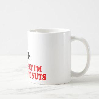 Funny atheist coffee mug