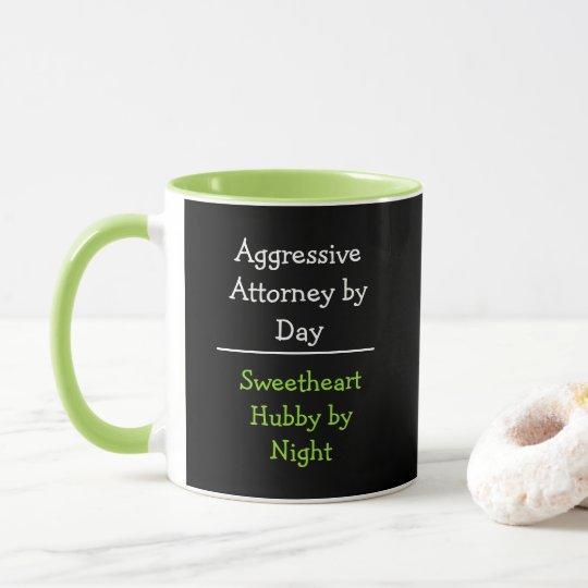 Funny Attorney Office Mugs