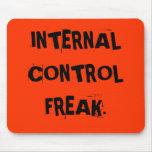 Funny Auditor Nickname - Internal Control Freak