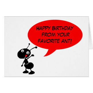 funny aunt birthday card