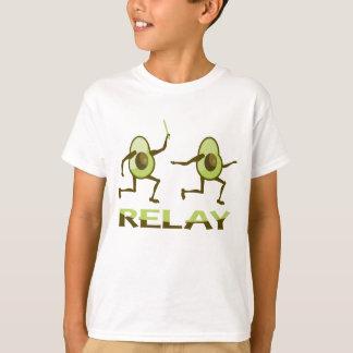 Funny Avocado Relay Race T-Shirt