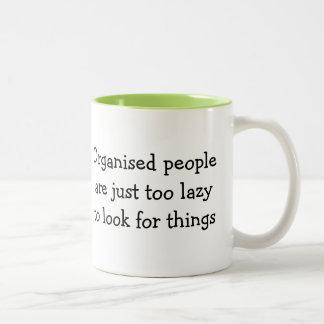 Funny Awesome Office Slogan Mug