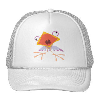 Funny Baby Bird Trucker Hat