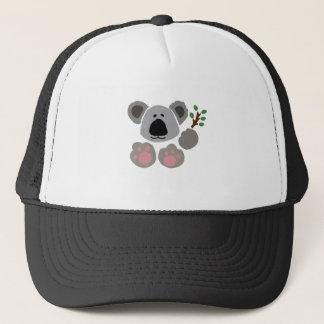 Funny Baby Koala Bear Art Trucker Hat