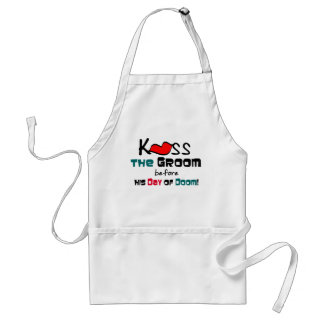 Funny Bachelor Party Apron