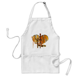 Funny bachelor party bbq aprons for grooms