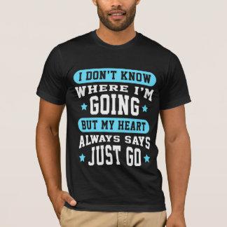 Funny Backpacker T-Shirt