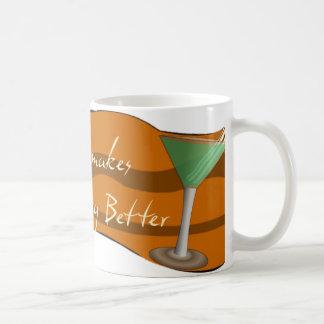 Funny Bacon Martini Mug