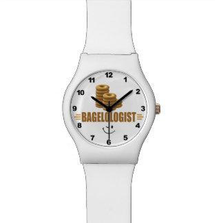Funny Bagel Watch