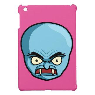 Funny Bald Blue Demon iPad Mini Covers