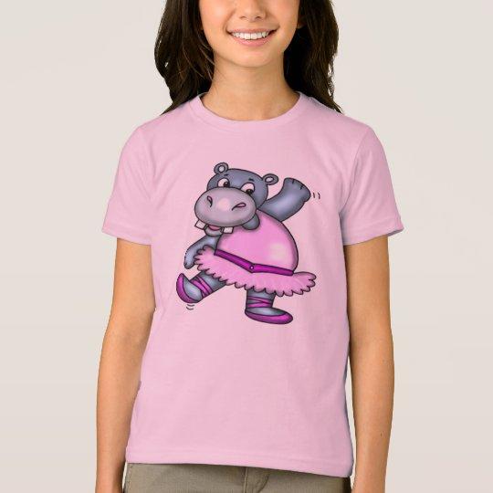 Funny Ballerina T-shirts