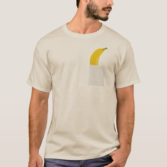 Funny Banana in Your Pocket T-shirt