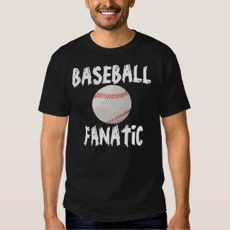 Funny Baseball T-shirts, FANATIC Tee Shirt