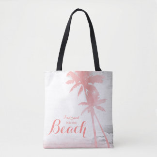 Funny Beach Bag I mermaid for the Beach