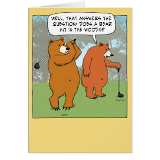 Funny Bears Golfing Birthday Greeting Card Ebe Aaf E Xvuat Byvr Jpg 324x324 Cards Happy