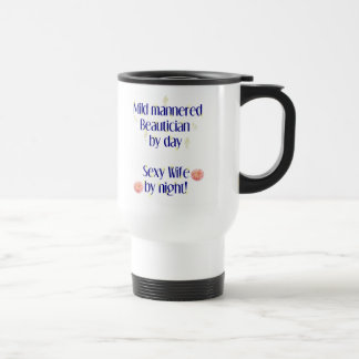 Funny Beautician Mug