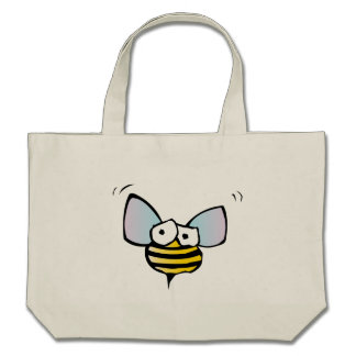 Funny Bee Bags