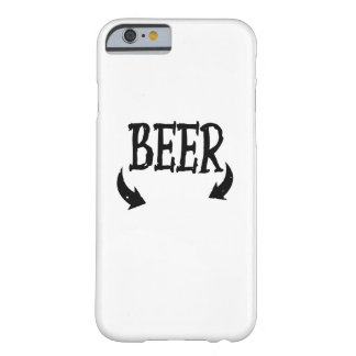 Funny Beer Baby  Mens Matching Pregnancy Barely There iPhone 6 Case