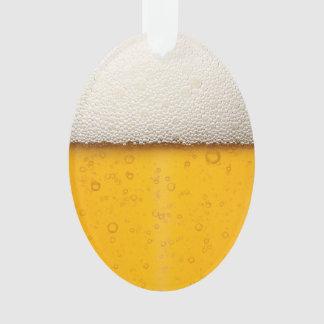 Funny Beer Bubbles Ornament