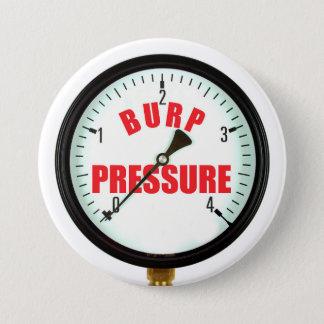 Funny Beer Burp Pressure Gauge Button
