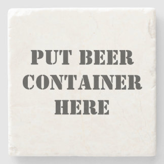 Funny Beer Coaster
