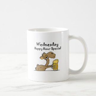 Funny Beer Drinking Camel Coffee Mug