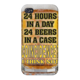 funny beer phone iPhone 4 covers