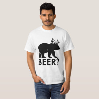 Funny Beer Pun Gag T-shirt