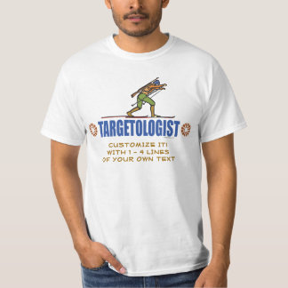 Funny Biathlon T-Shirt
