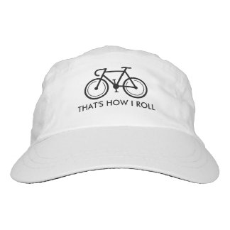 Funny bicycle hat for biking | That's how i roll