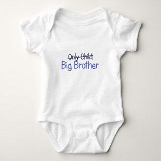 Funny Big Brother Design Baby Bodysuit