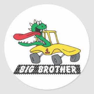 Funny Big Brother Stickers