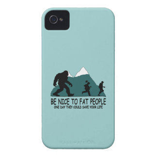 Funny Bigfoot iPhone 4 Cover