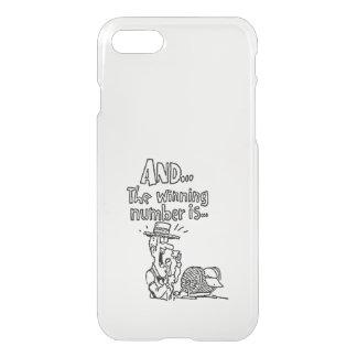 Funny Bingo Design iPhone 7 Case