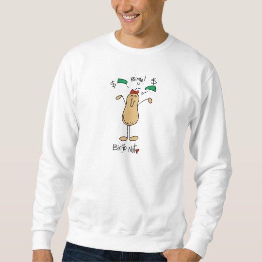 Funny Bingo Nut Gift Sweatshirt
